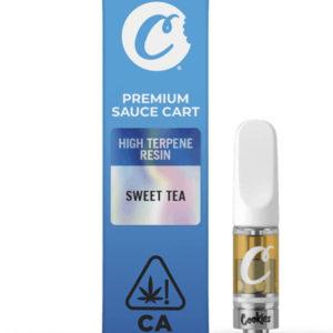 Sweet Tea Live Sauce Cart